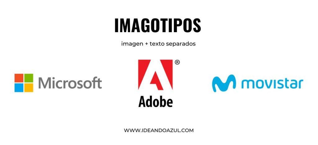 qué es un imagotipo y su diferencia con el logotipo