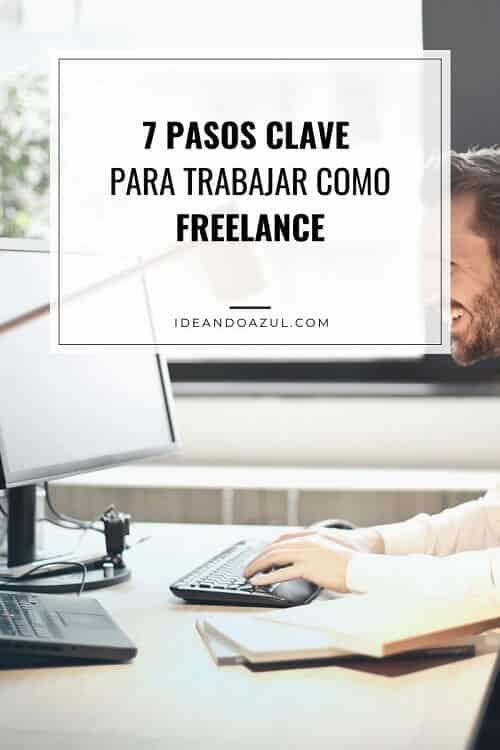 como empezar a trabajar como freelance