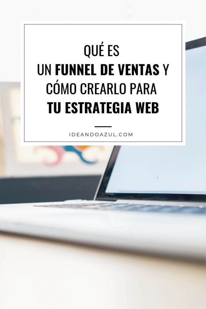 funnel de conversion y venta ideandoazul