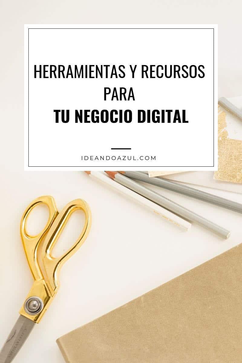 herramientas y recursos para tu negocio digital